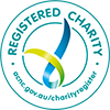 Logo of Registered charity seal